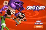 Game Over - Arcade Raid