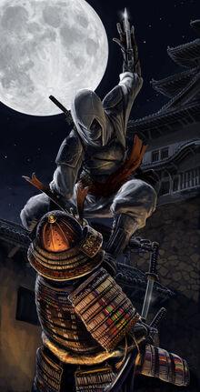 Japanese assassin s creed by txikimorin-d4agfmh