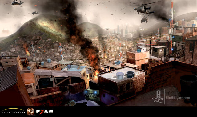Archivo:Fear3-Concept art of the Village second..jpg