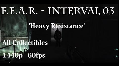 F.E.A.R. - Interval 03 'Heavy Resistance' - Extreme Difficulty, All Boosters, 1440p
