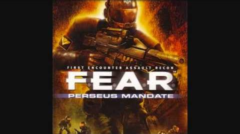 F.E.A.R. Perseus Mandate OST - Data Center
