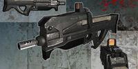 Andra FD-99 Submachine Gun