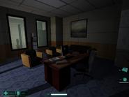 Genevieve Aristide's office