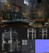 F.E.A.R. 3 Tower level.