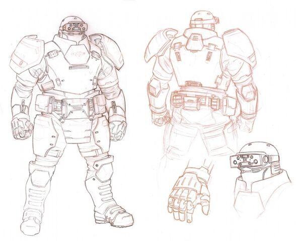 File:FEAR 2 Heavy Armor Concept Art.jpg