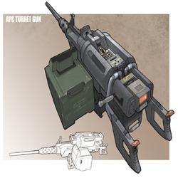 APC Turret Gun