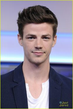 Re Grant Gustin newest GAY on Glee!(1)