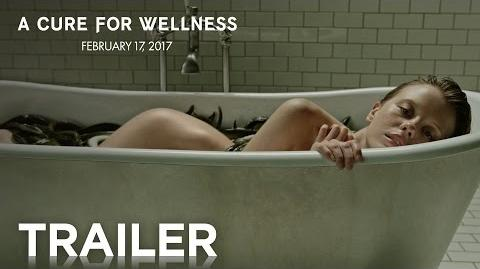 A Cure for Wellness Official Trailer HD 20th Century FOX