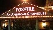 Foxfire-sign