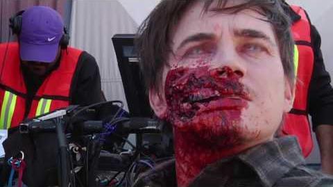 Making of Fear the Walking Dead Season 2 Episode 5