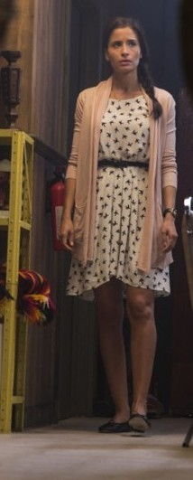 Ofelia Salazar Full Length Standing