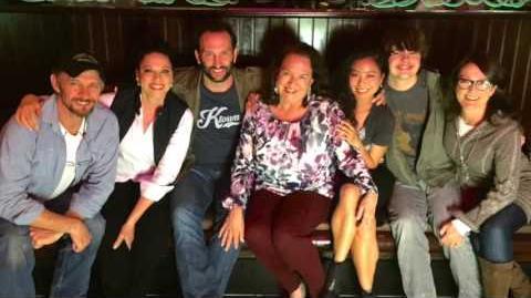 Fear The Walking Dead Flight 462 Cast Holiday Message