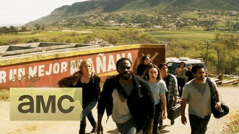 (SPOILERS) Fear the Walking Dead 'Church Attack' Talked About Scene Ep