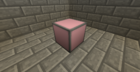 Pink Lamp Unlit