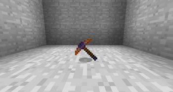 Pickaxe of the Core