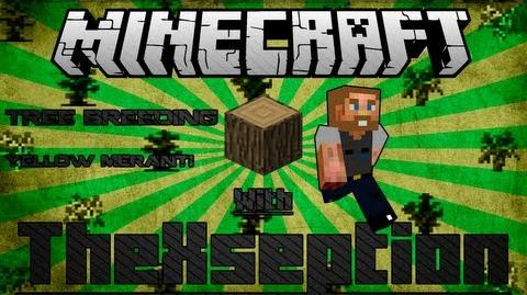 Minecraft FTB Tree Breeding Tutorial Yellow Meranti