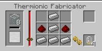 Iron Electron Tube