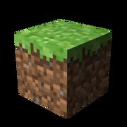 Minecraft dirt block hd by benderxable-d4wbq8w