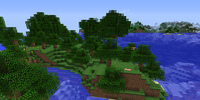 Forested Island