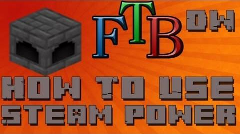 How To Use Steam Power Feed The Beast Tutorial - Ep