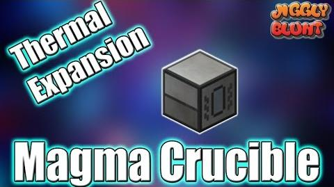 Magma Crucible (Thermal Expansion) - Minecraft Mod Tutorial
