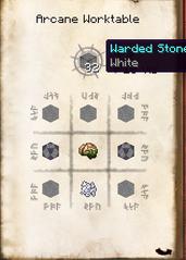 Stone recipe