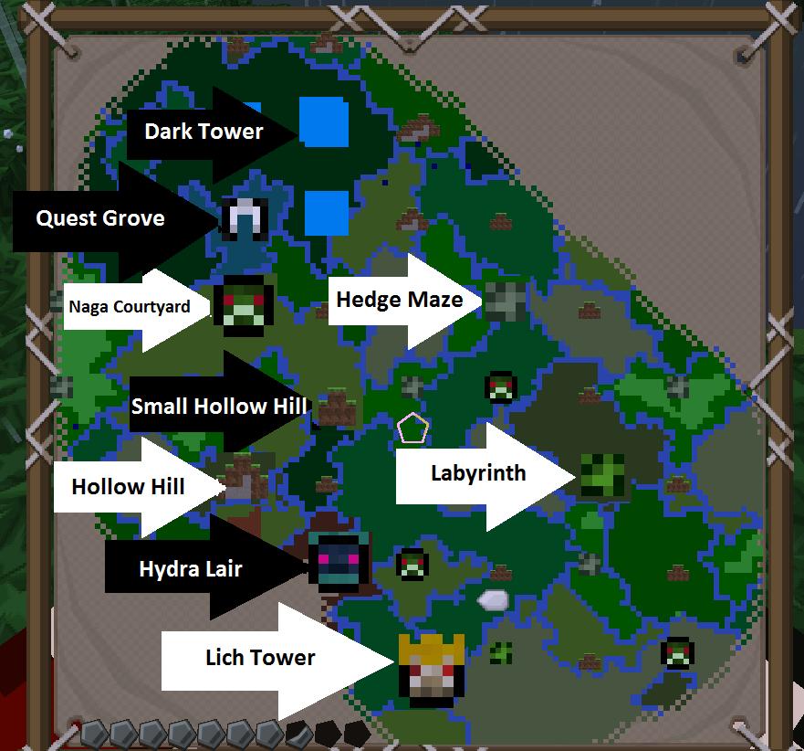 Magic Map  Feed The Beast Wiki  FANDOM powered by Wikia