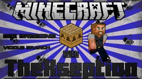 Minecraft FTB Bee Breeding Tutorial Vicious, Glutinious, Sticky