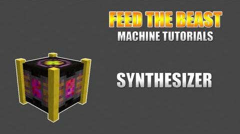 Feed The Beast Machine Tutorials Synthesizer-0