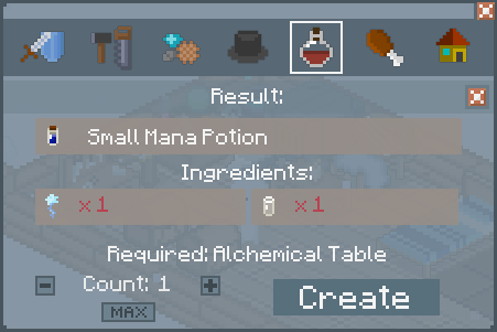 File:Small Mana Potion - Crafting Screen.png