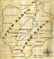 Kahun Map
