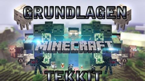 Minecraft Tekkit German HD - Grundlagen Tutorial