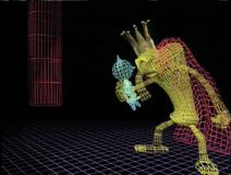 Sludge King Part 1-Computer-animated Sludge King