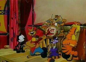 The Cat Band