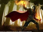 Xander Firewalker