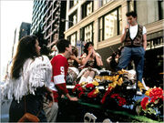 Ferris Bueller Float