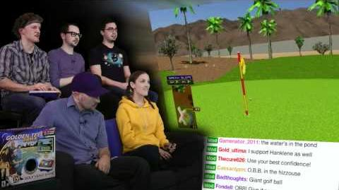 Are You Kidding Me!? - Golden Tee Golf is AWESOME! - Part 3