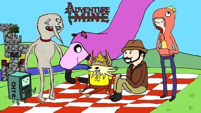 VGAAdventureMineFanart