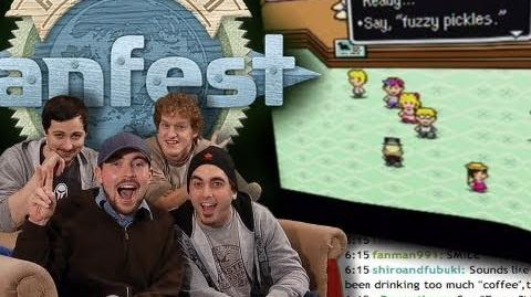 VGA LIVE! - EarthBound FanFest - Part 1