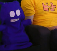 Baby Hank de Blob costume