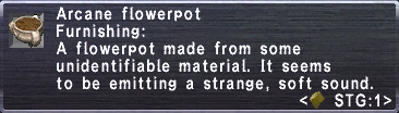 Arcaneflowerpot