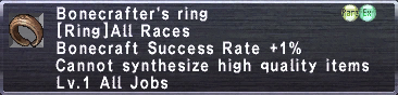 Bonecrafter's Ring