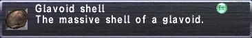 Glavoid Shell