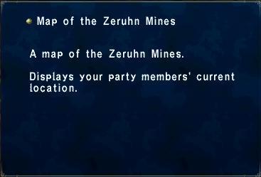 KI Map Zeruhn