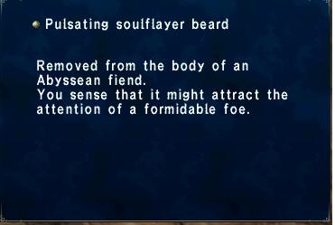 Pulstating soulflayer beard