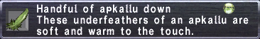 Apkallu down