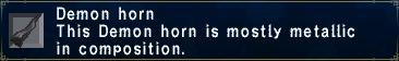 DemonHorn