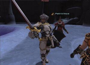 Trion Hero's Combat