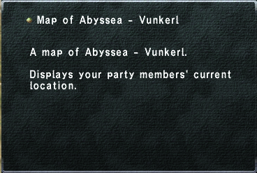 Map of Abyssea - Vunkerl
