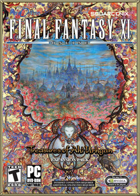 Ffxi toau box art